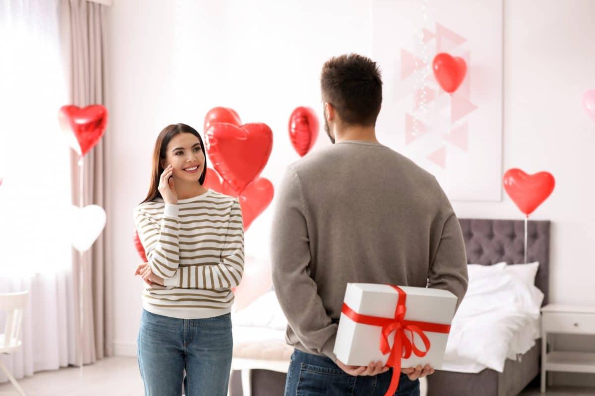 4 süße Geschenkideen zum Valentinstag