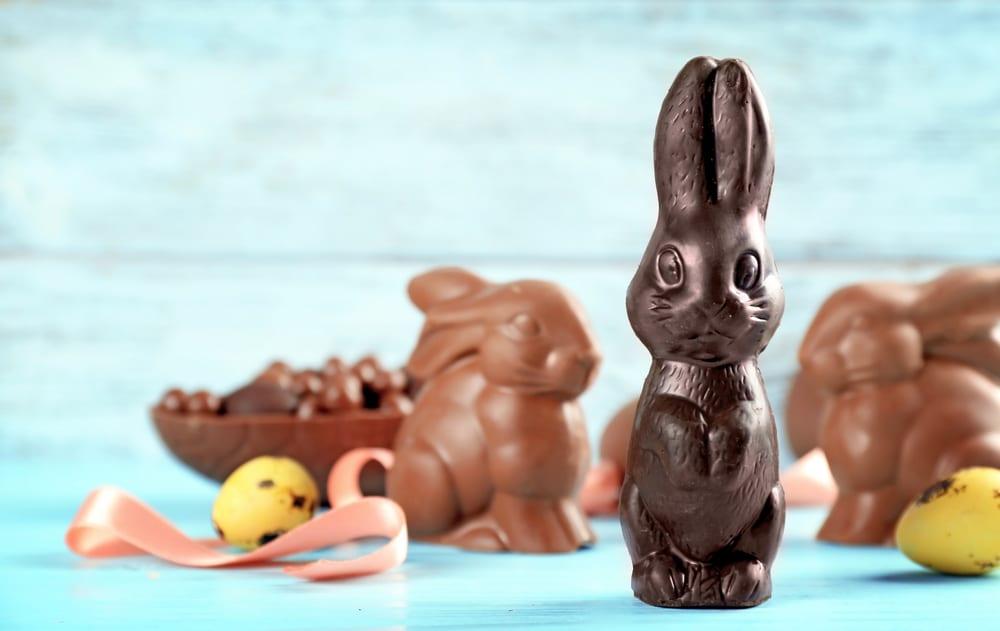 Kakao-Schoko-Häschen