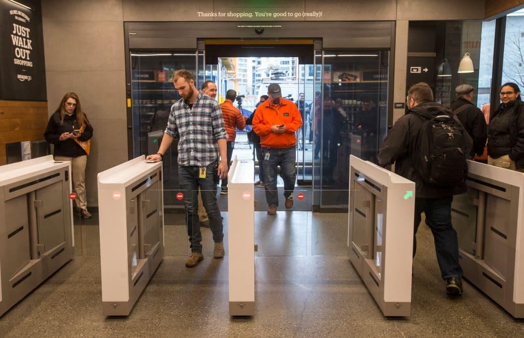 Amazon eröffnet den ersten Supermarkt ohne Kassen in Europa