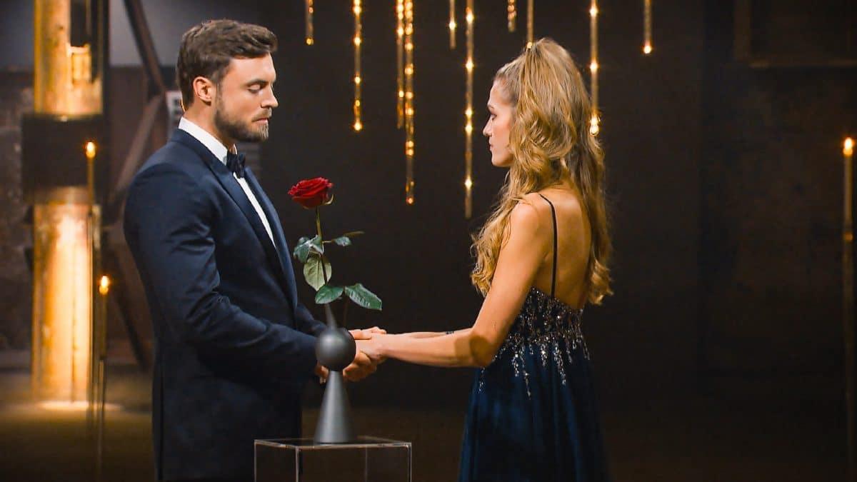 Bachelor-Finale: Mimi bekommt die letzte Rose