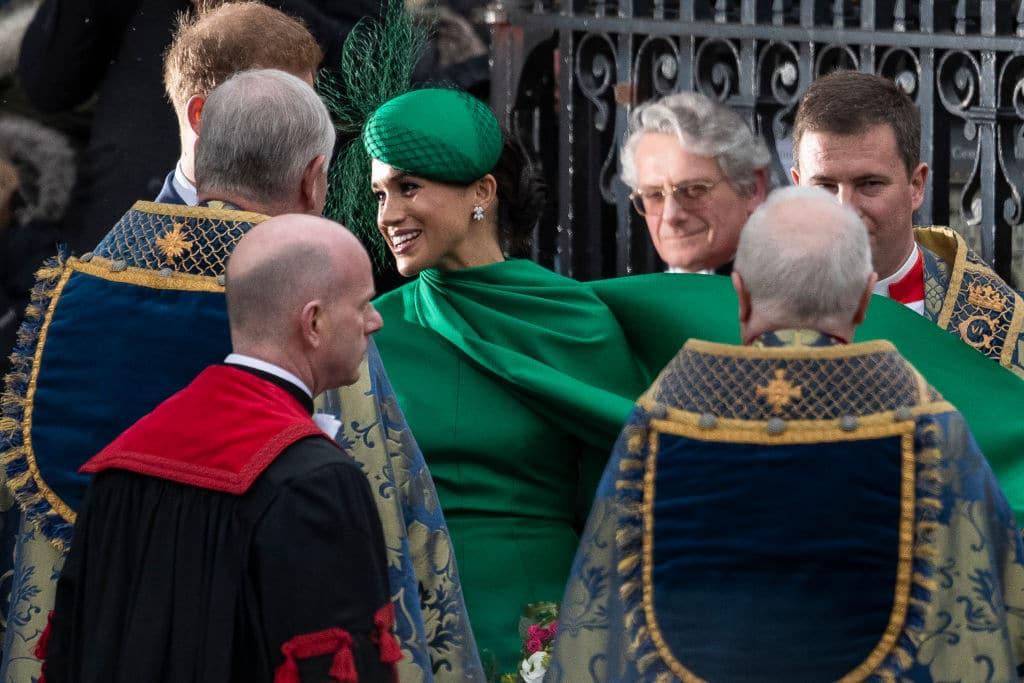 Buckingham Palace reagiert auf Mobbingvorwürfe gegen Meghan Markle