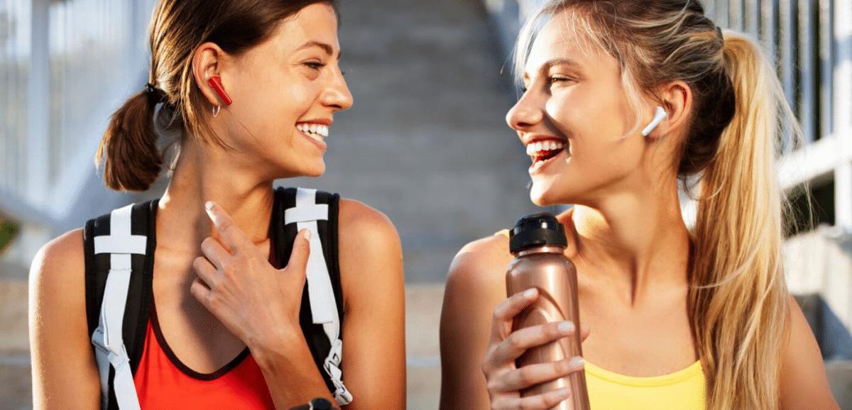 Warum wir die Huawei FreeBuds 4i unbedingt zum Sport brauchen