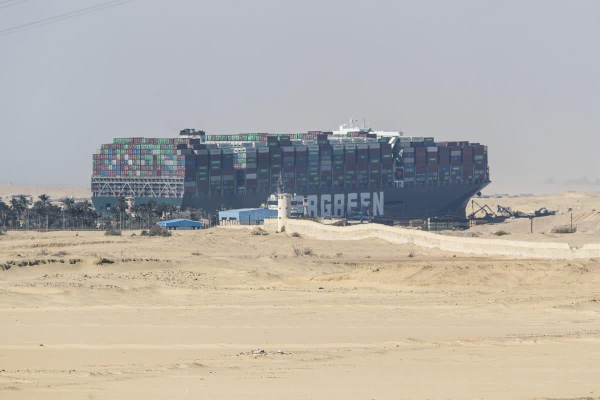 Containerschiff von Suezkanal freigelegt: Das waren die besten Memes