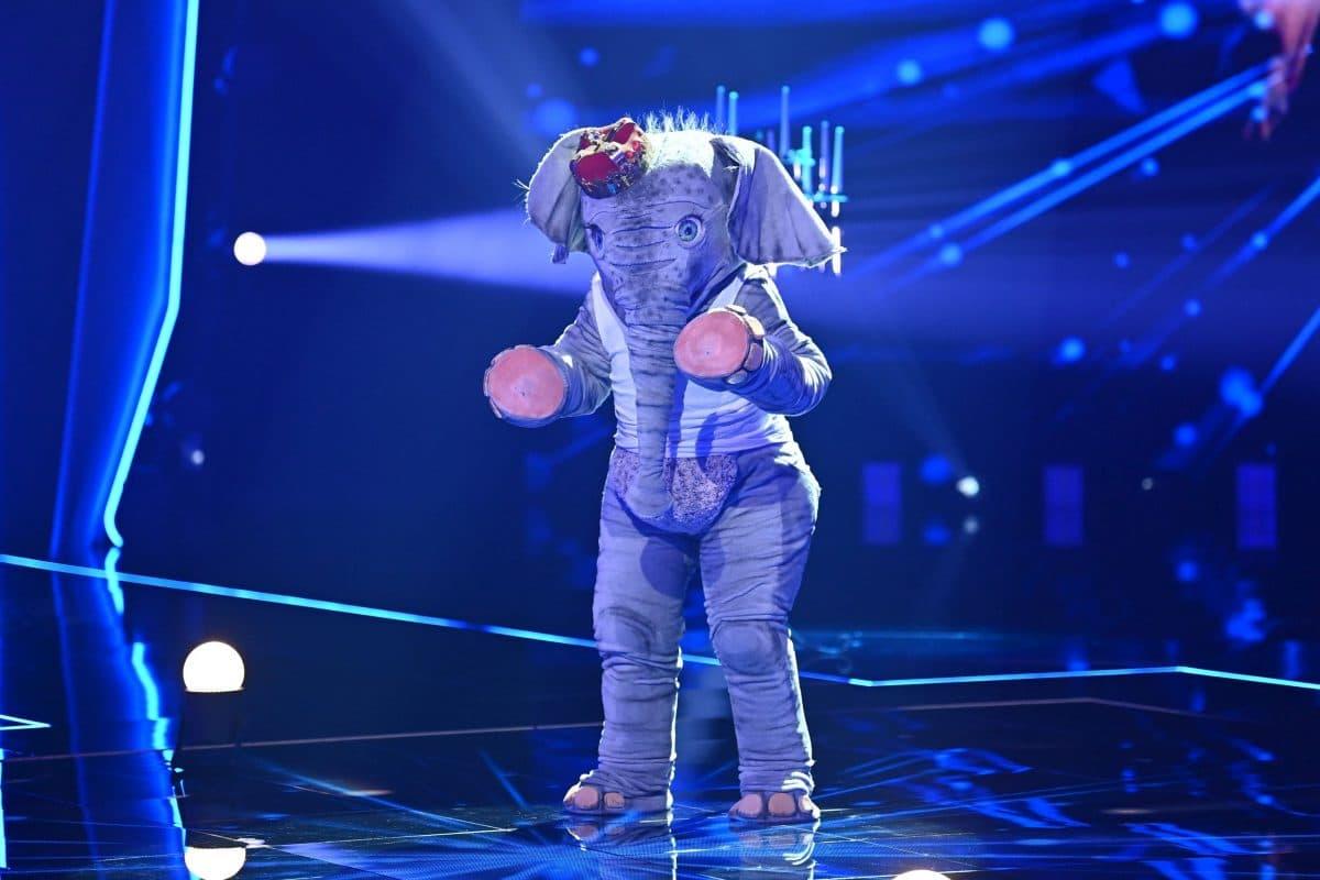 Masked Singer Austria: Der Babyelefant ist Sieger