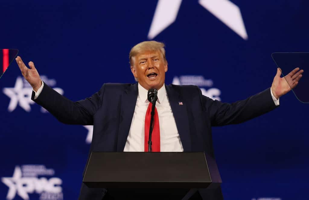 Donald Trump: Eigene Social Media Seite könnte es schon in 2 Monaten geben