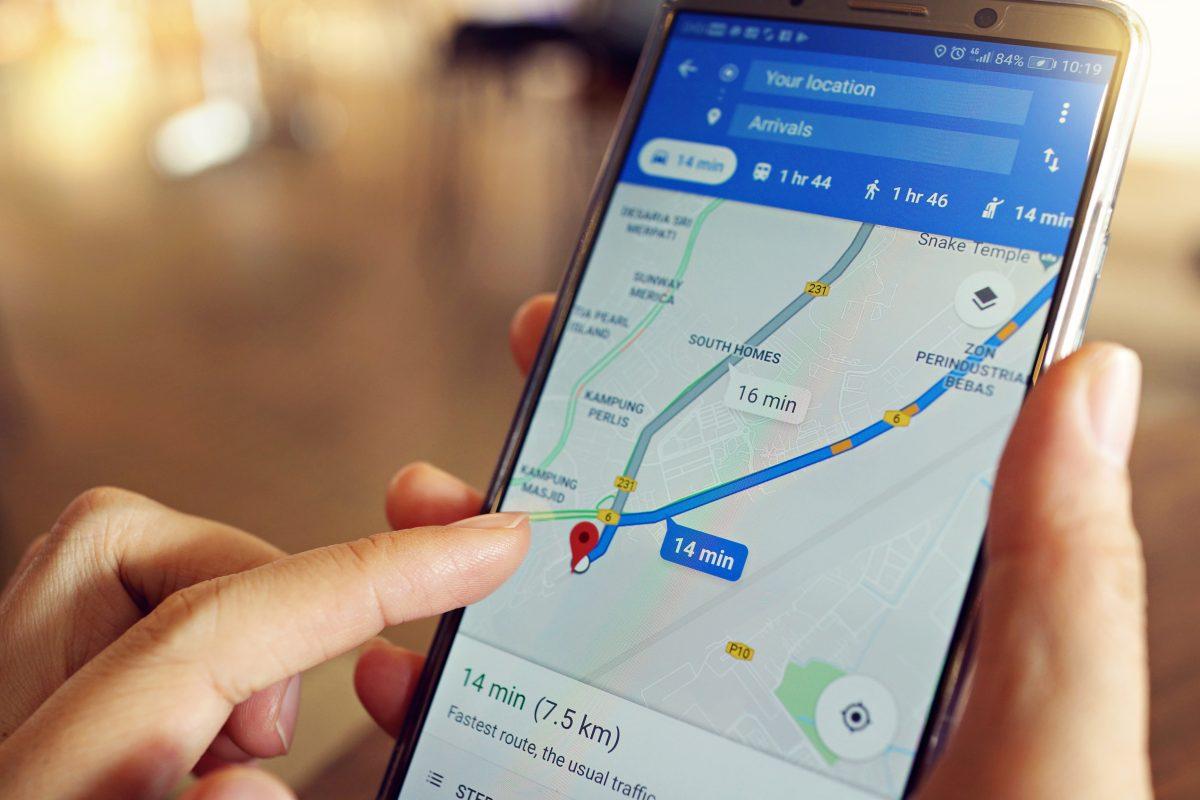 """Google Maps-Update: Mit """"Live View""""-Navigation in Innenräumen"""