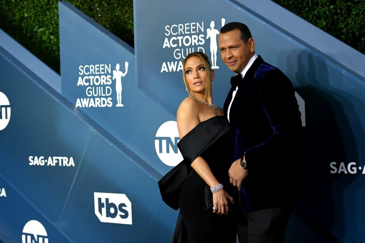 Trennungsgerüchte: Jennifer Lopez und Alex Rodriguez sind noch ein Paar
