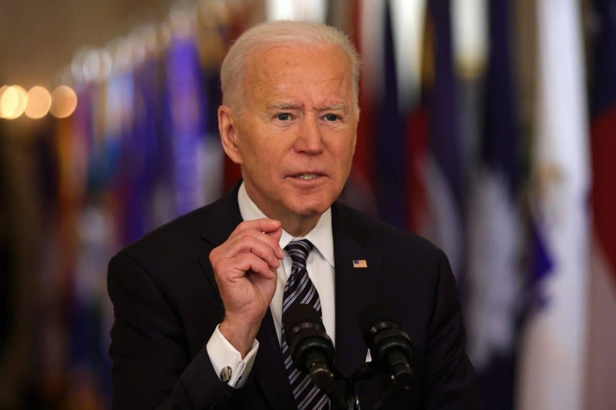 US-Präsident Joe Biden will alle erwachsenen Amerikaner bis 1. Mai impfen lassen