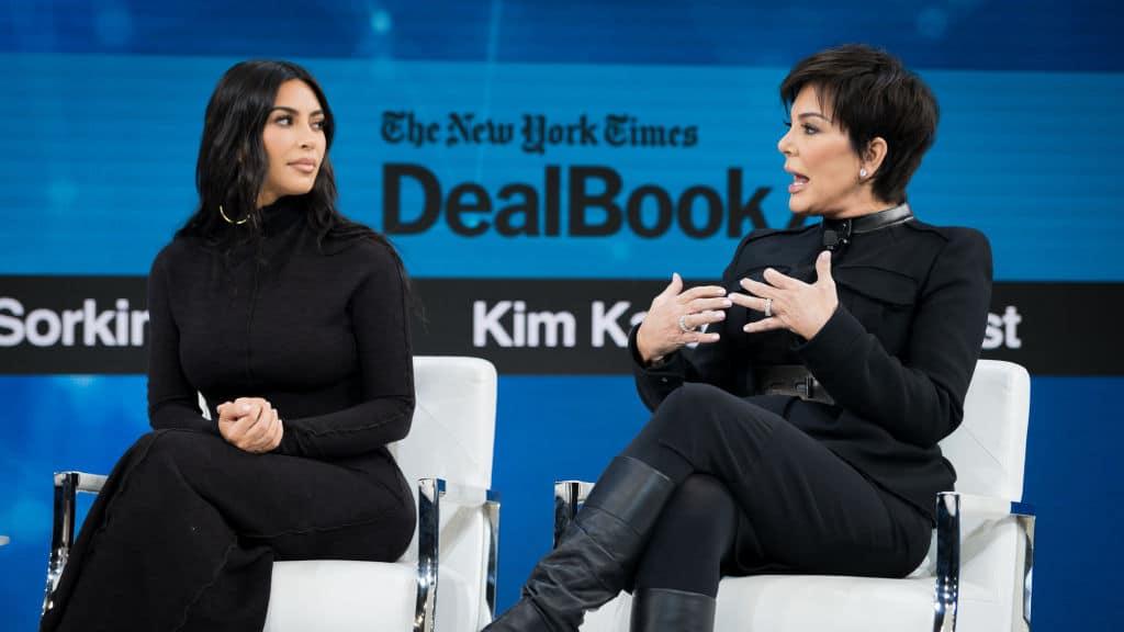 Kim Kardashian und Kanye West: Das sagt Momager Kris Jenner über die Scheidung