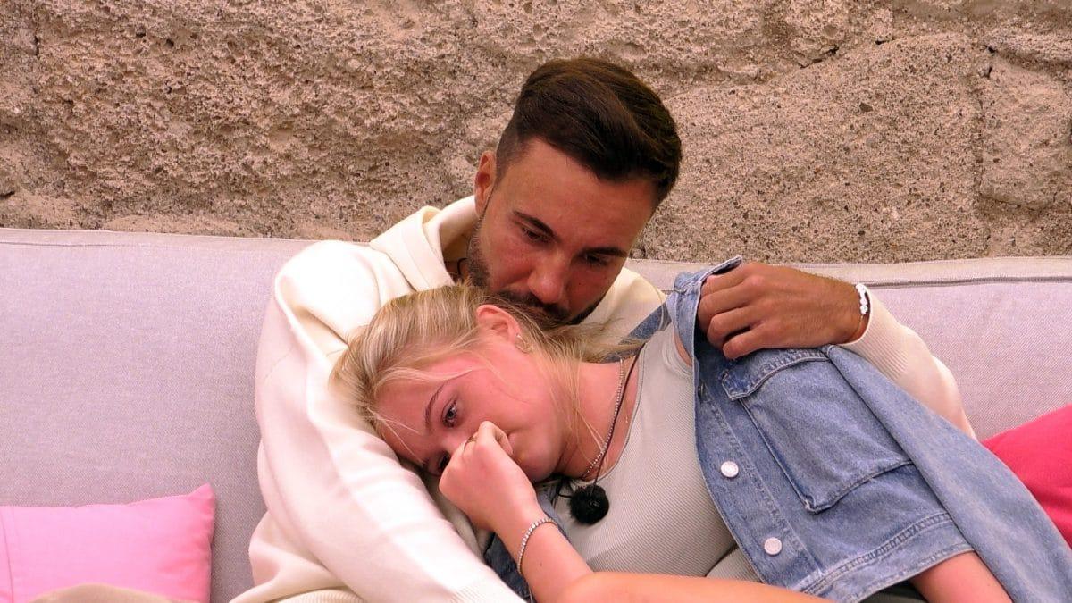 """""""Love Island"""": Alex will Emilia wieder zurück"""