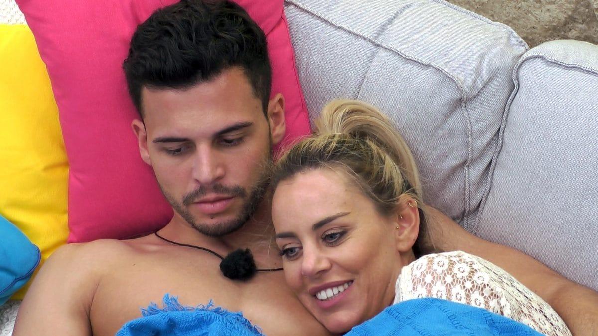 """""""Love Island"""": Dennis und Nicole haben sich getrennt"""