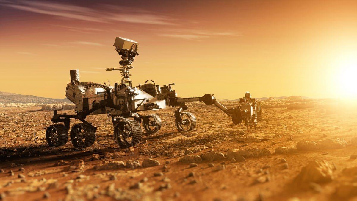 Das sind die ersten Erkenntnisse, die der Mars Rover auf die Erde geschickt hat