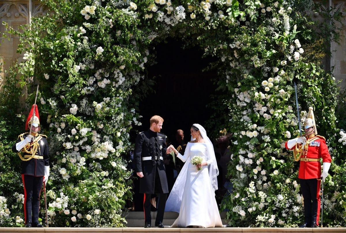 Meghan Markle und Harry haben vor Royal Wedding heimlich geheiratet