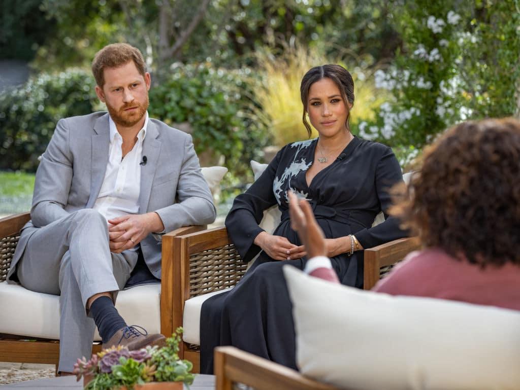 Meghan Markle und Prinz Harry werfen royalen Familienmitgliedern Rassismus vor