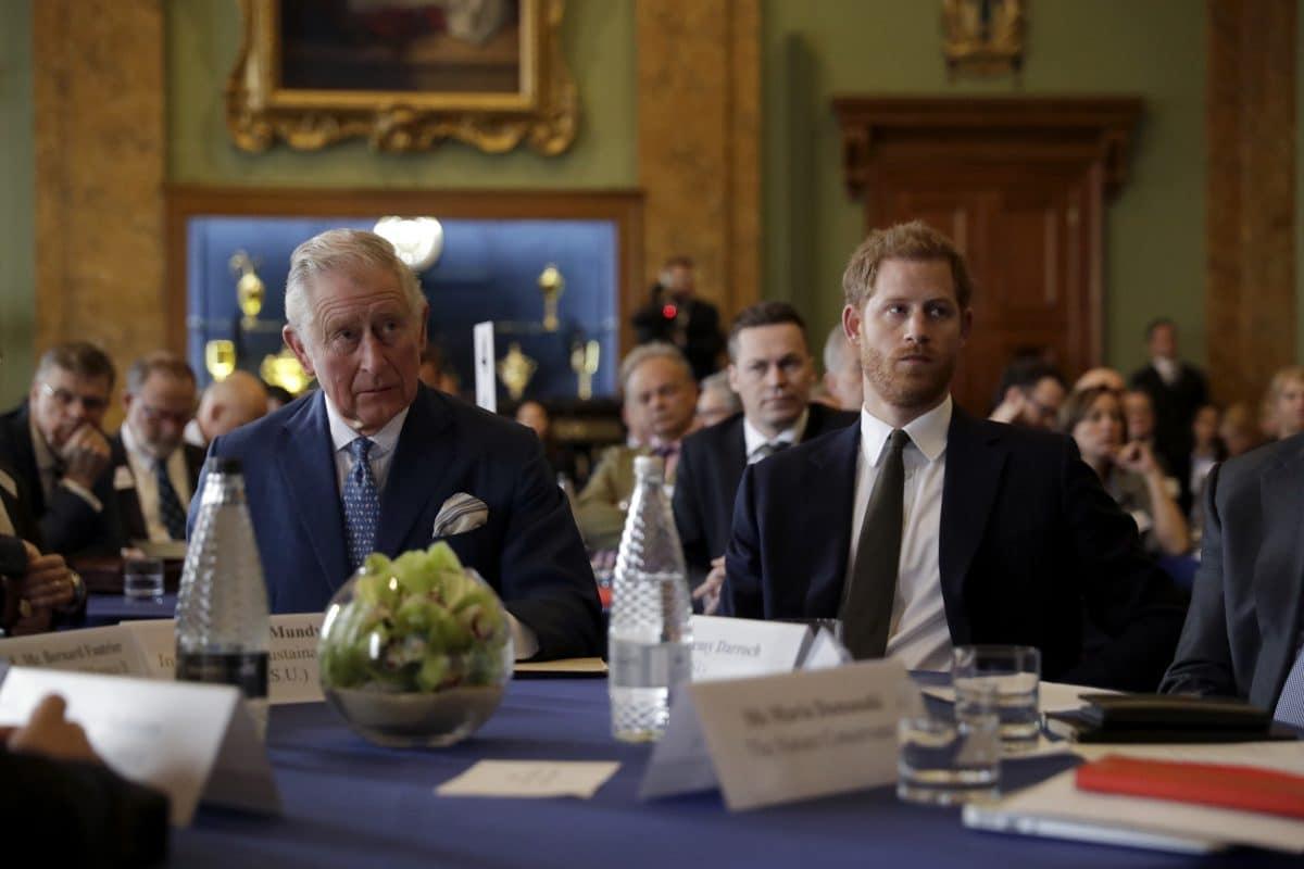 Meghan und Harry Interview: Harry enttäuscht von seinem Vater Prinz Charles