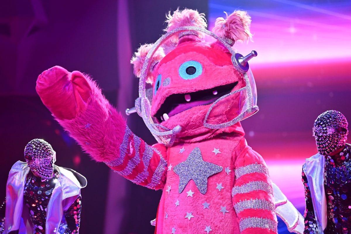 """Panne bei """"The Masked Singer"""": Echte Stimme von Monstronaut war zu hören"""