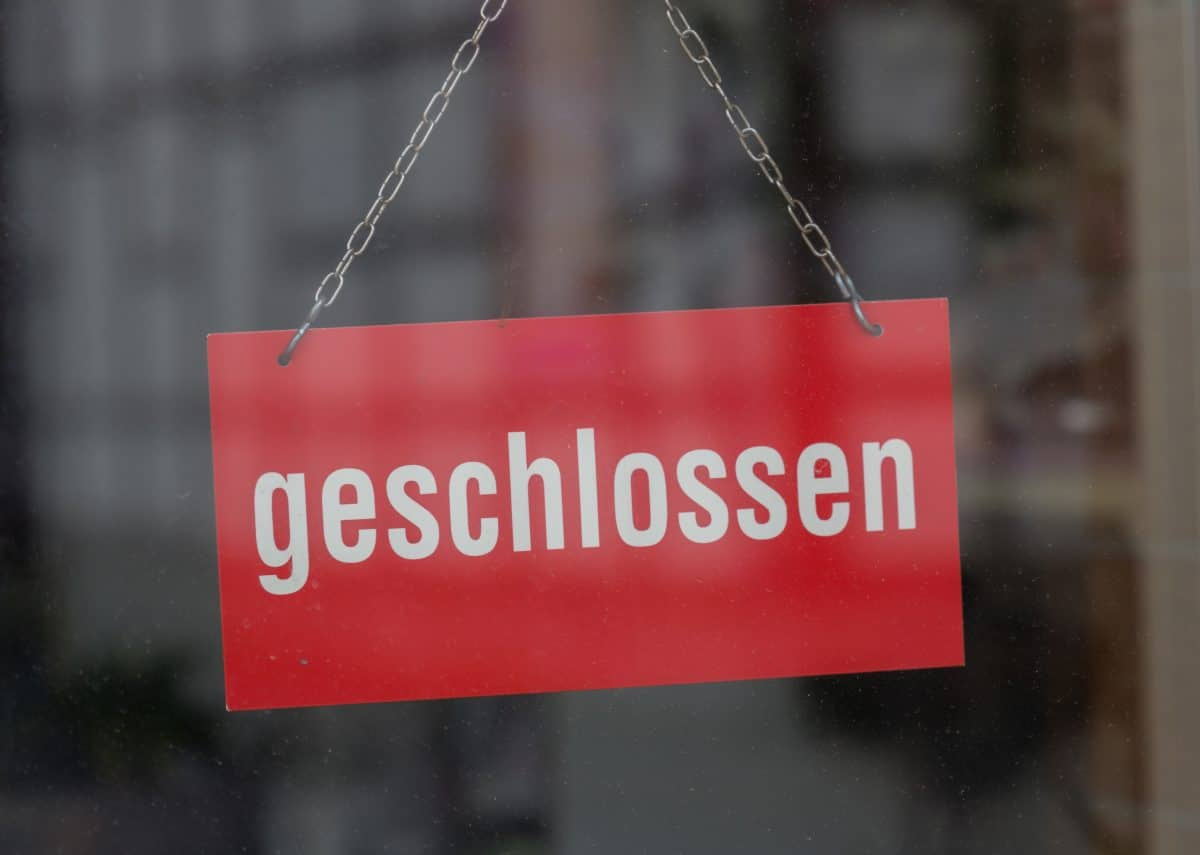 Osterruhe: Lockdown im Osten auch mit Ausreisebeschränkungen