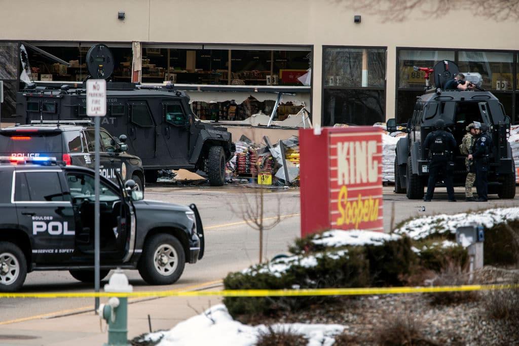 Erneut Schüsse in den USA: 10 Menschen in Supermarkt getötet