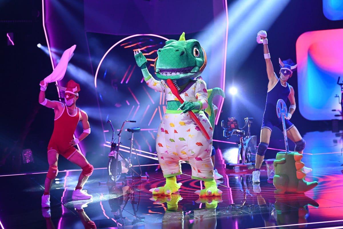 """""""The Masked Singer""""-Gewinner: Wer steckt hinter dem Dinosaurier?"""