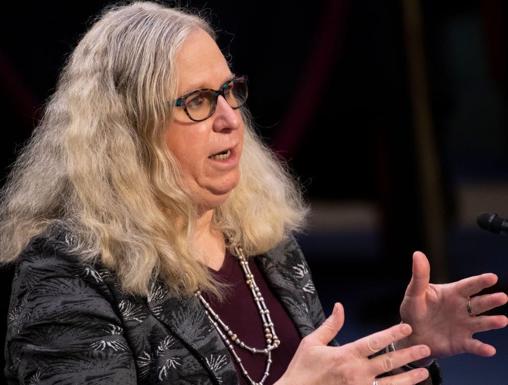 Rachel Levine ist erste Transgender-Frau in ranghohem Regierungsamt in den USA