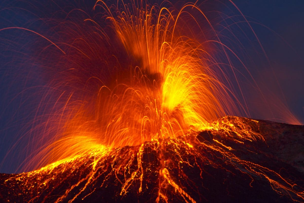 Vulkanausbruch in Island nahe Reykjavik: Vulkan war 900 Jahre inaktiv