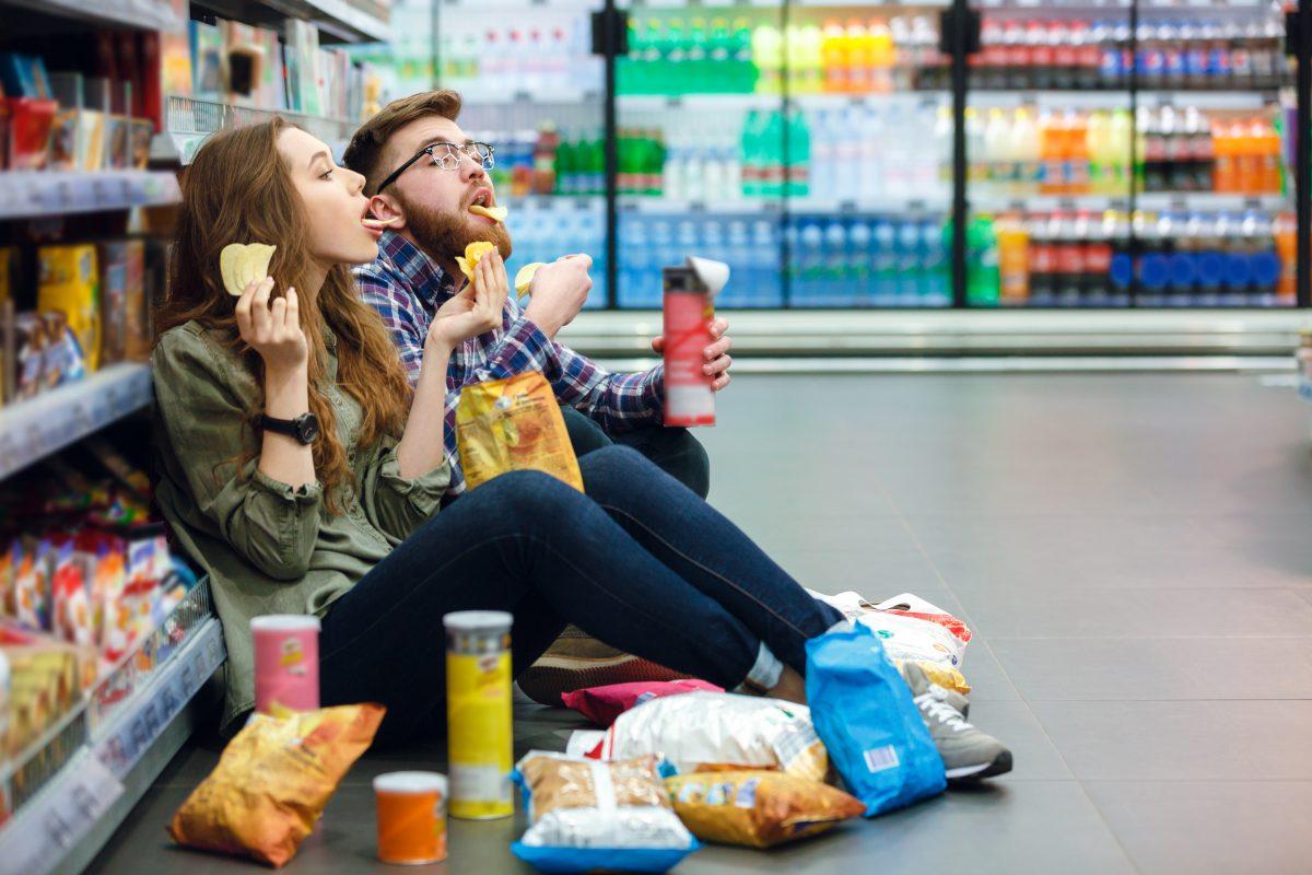 5 Dinge die du nicht machen solltest, wenn du hungrig bist