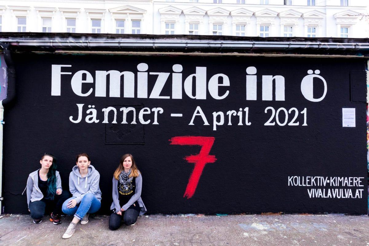 Es gab 2021 bereits 7 Femizide in Österreich und die wenigsten wissen, was das bedeutet
