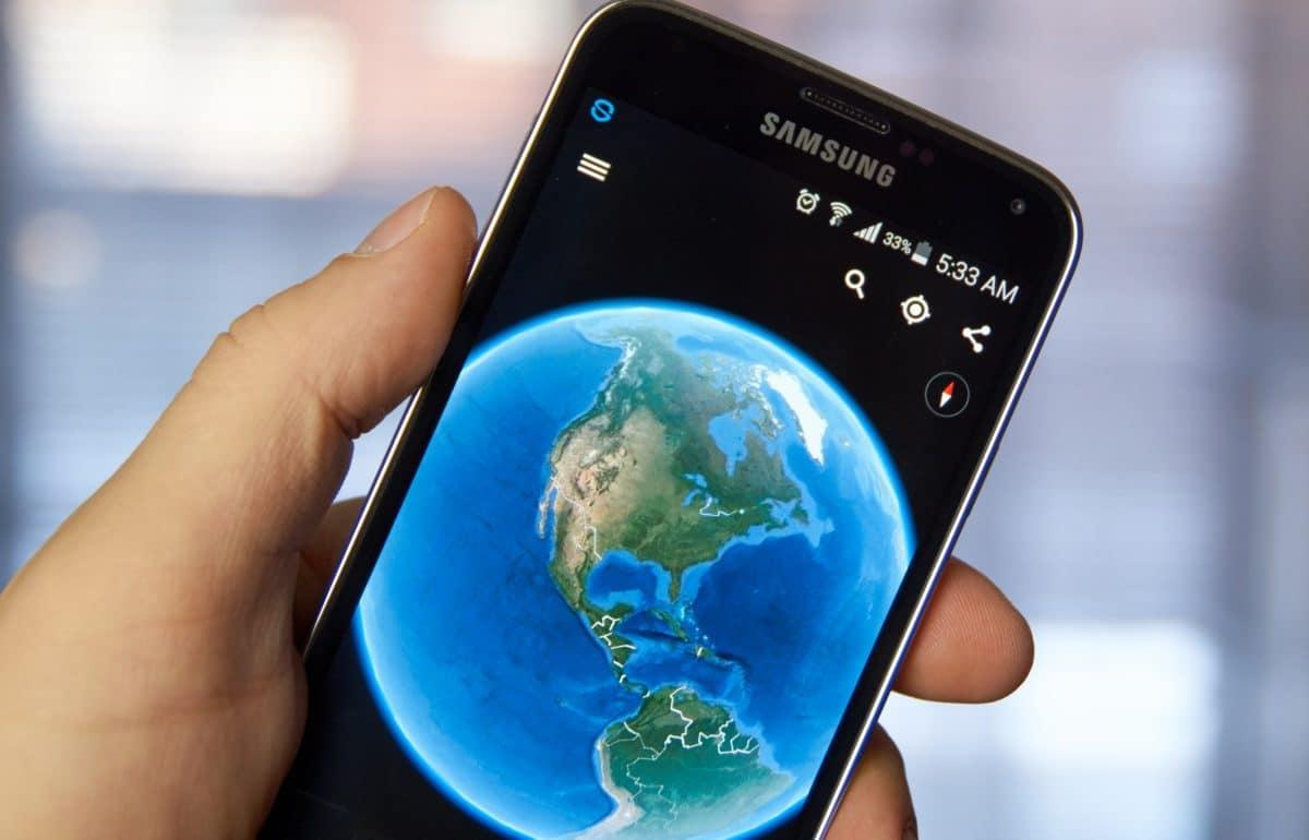 Google Earth zeigt in Timelapse-Video, wie schnell sich die Erde verändert