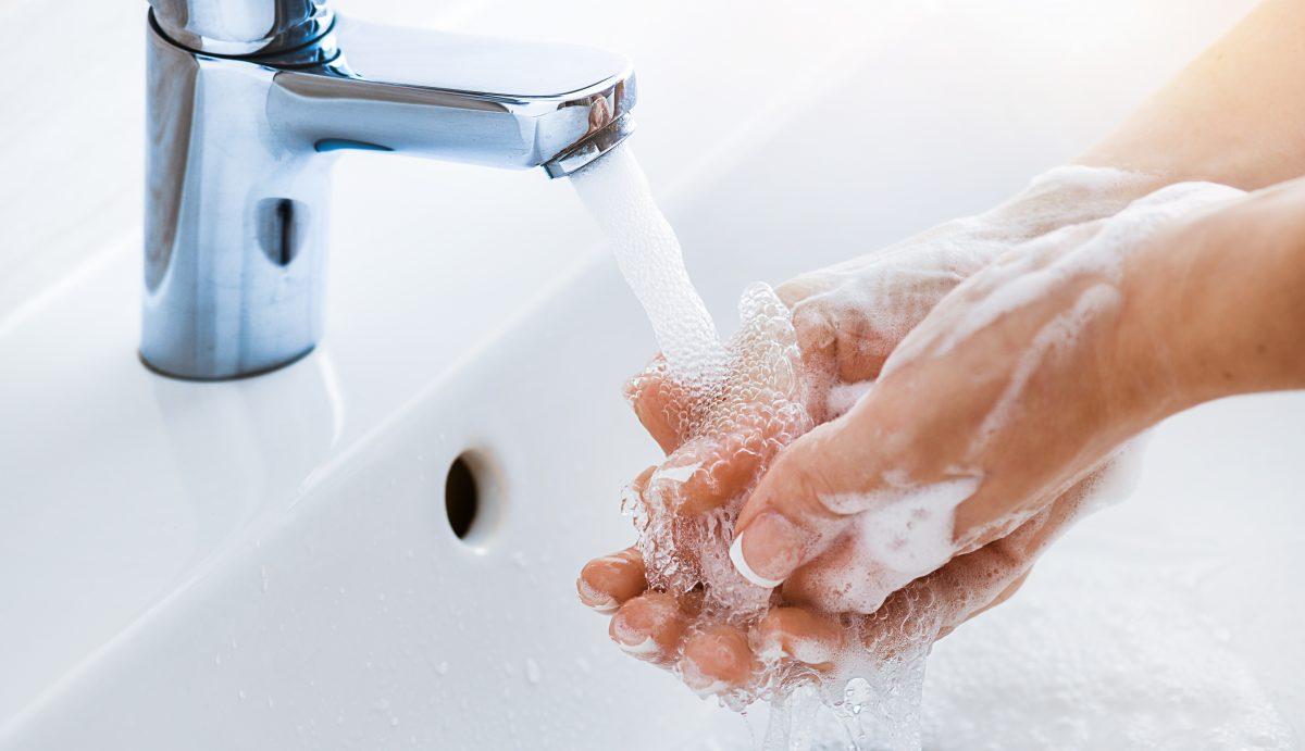 Hände waschen: Wir sind laut einer Studie schon wieder faul geworden