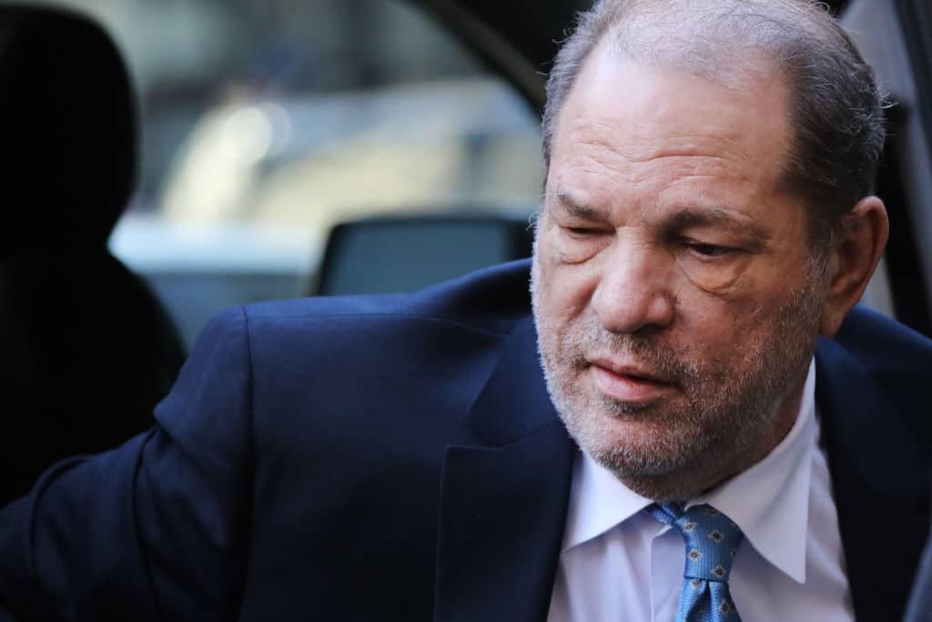 #metoo: Harvey Weinstein geht gegen seine Verurteilung wegen Sexualverbrechen in Berufung