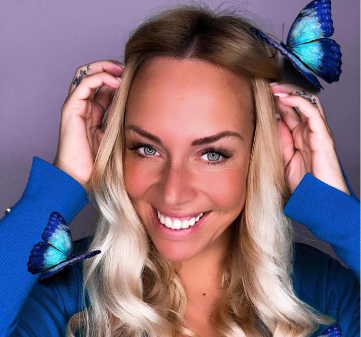 Influencerin Julia Holz hat Krebs im fortgeschrittenen Stadium