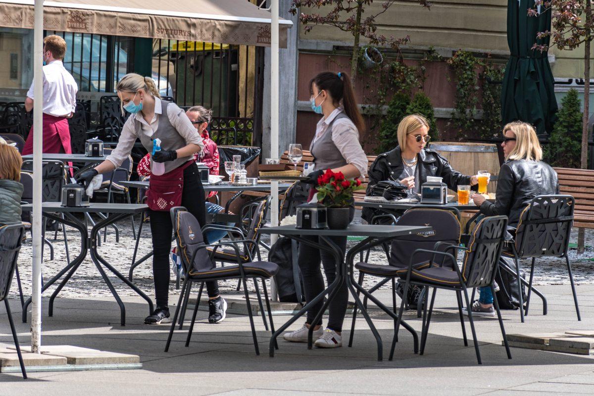 Corona-Lockerungen in Italien: Restaurants und Bars wieder offen