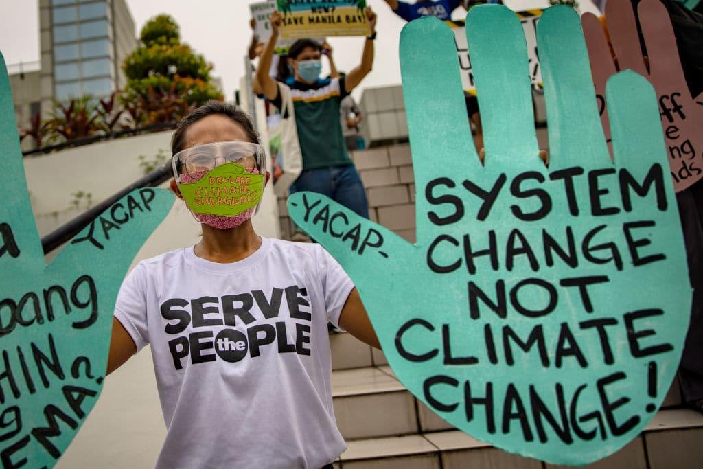 Umfrage: Klimaschutz ist das  wichtigste Anliegen der Jugend