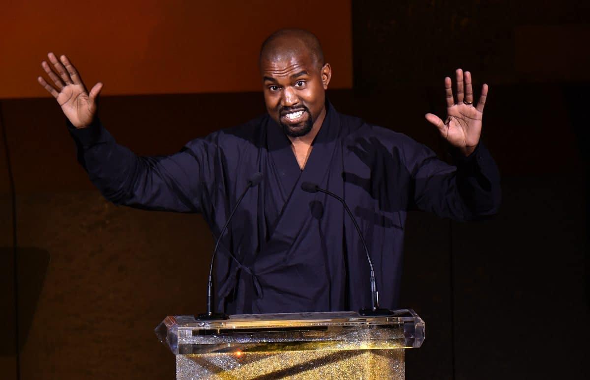 Netflix kauft Doku-Serie über Kanye West für 30 Millionen Dollar