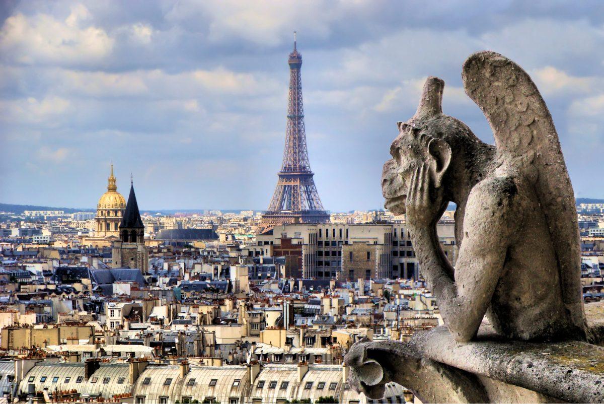 Notre Dame: Die schaurigen Steinfiguren stehen zur Adoption frei