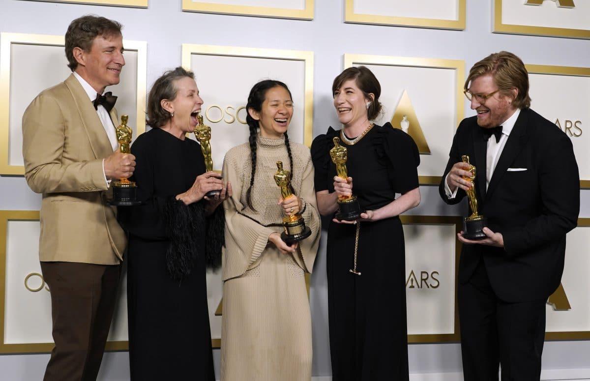 """Oscars 2021 – Alle Gewinner: """"Nomadland"""" als bester Film ausgezeichnet"""