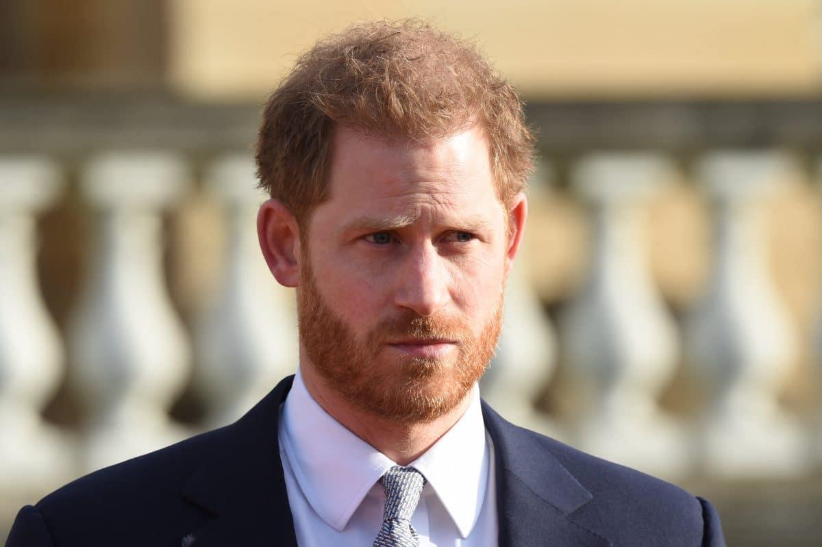 Nach Tod von Prinz Philip: Prinz Harry bereits in London gelandet
