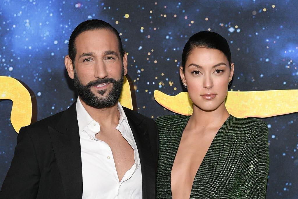 Rebecca Mir und Massimo Sinató sind Eltern geworden