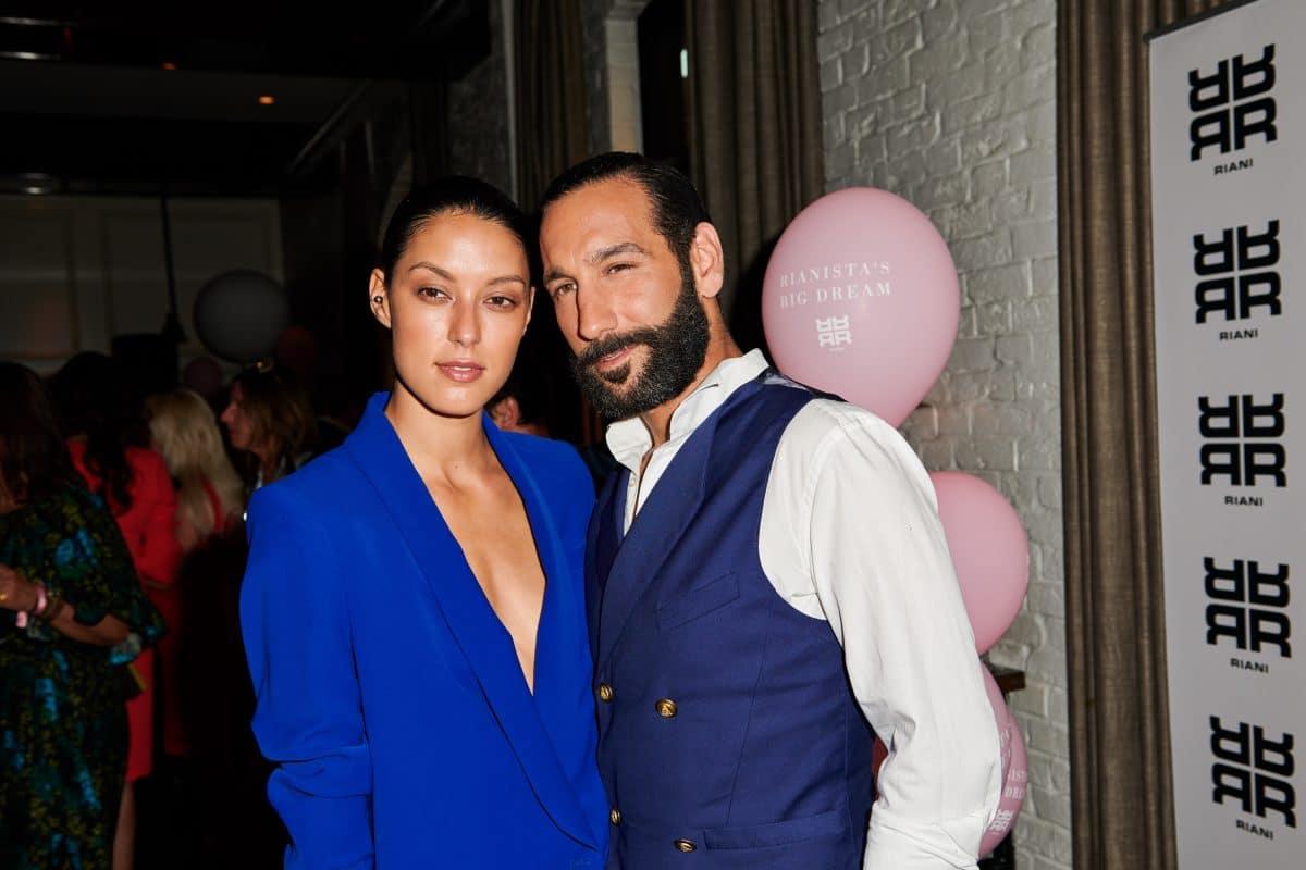 Rebecca Mir und Massimo Sinató verraten das Geschlecht ihres Babys