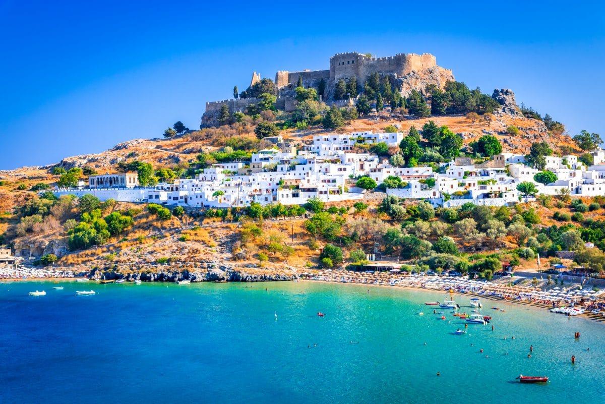 """""""Rhodos-Experiment"""": Touristen werden für Testurlaub bezahlt"""