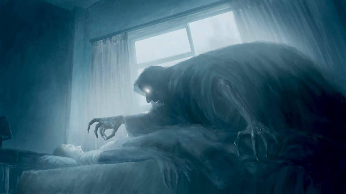 Schlafparalyse: Dämonen in deinem Bett