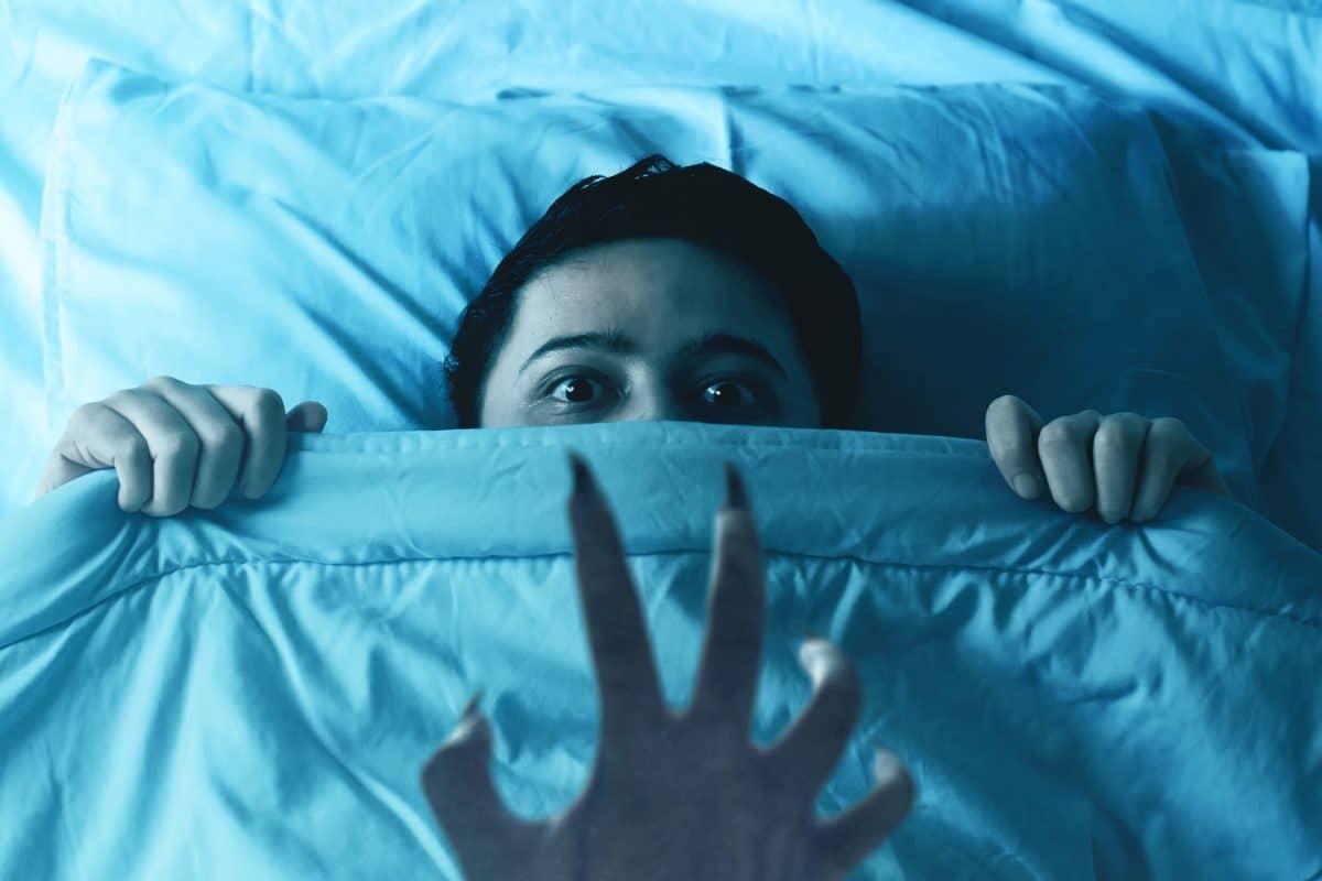 Schlafparalyse: Das sind die gruseligsten Erzählungen der missen