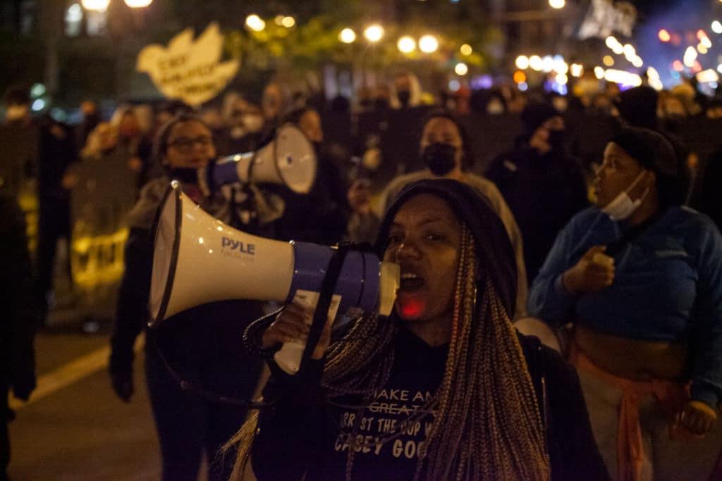 Schwarze 15-Jährige durch Polizeischüsse getötet