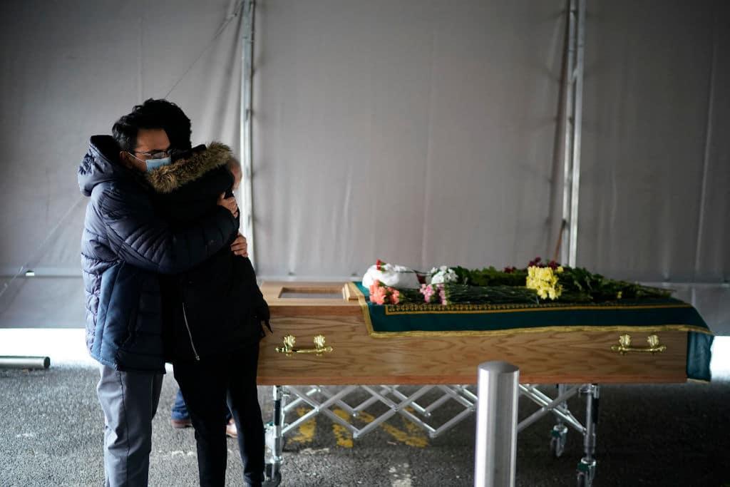 Über eine Million Corona-Tote in Europa seit Pandemiebeginn
