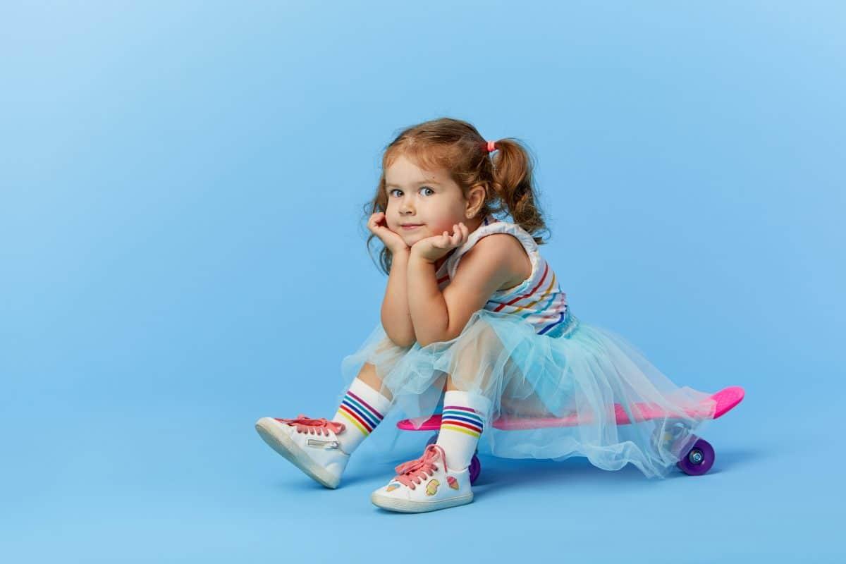 Videos von 6-jährigem Skater-Girl begeistern das Netz