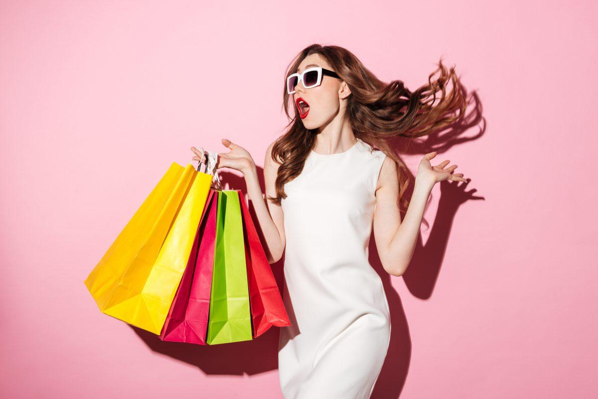 Warum du niemals hungrig Fashion shoppen solltest