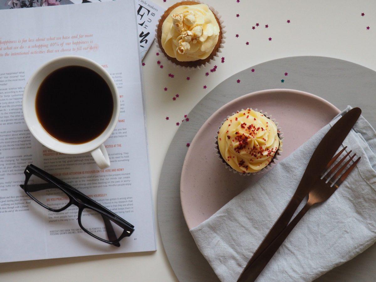 Mini-Cheesecake-Muffins Rezept