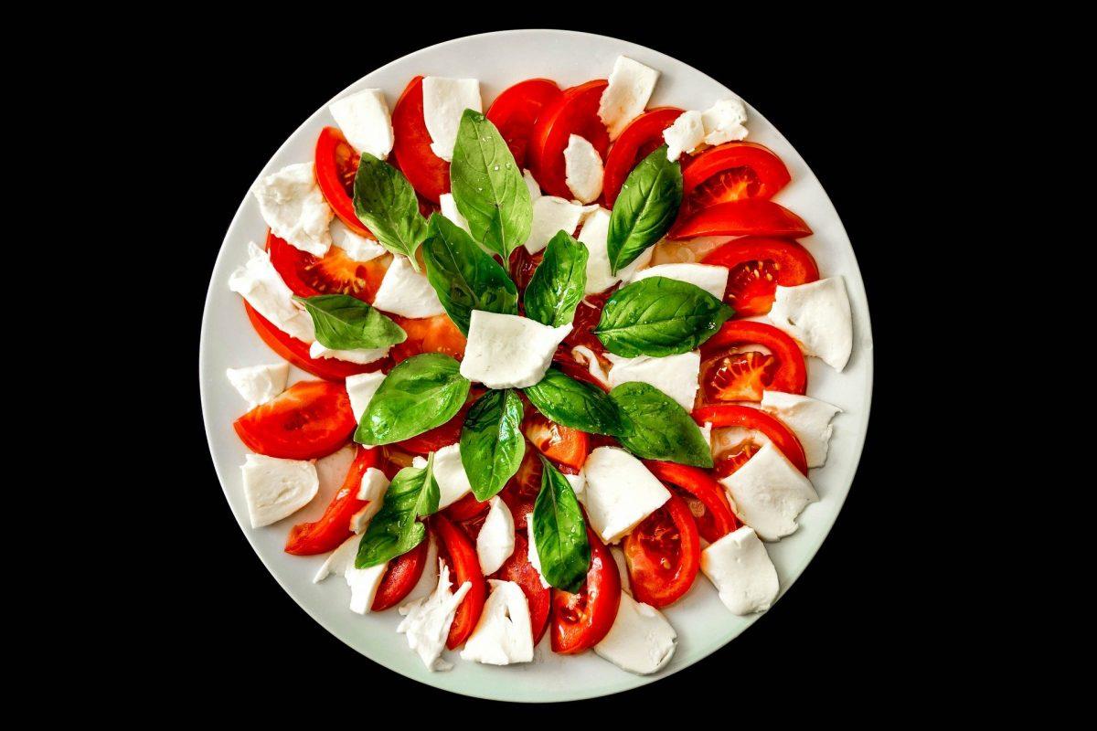 Mozzarella Caprese