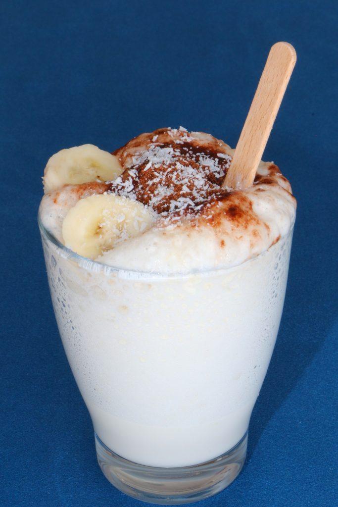 Bananen-Soja-Shake