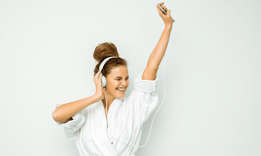 Mitsing-Faktor: 10/10! Das sind die 5 besten Dusch-Songs